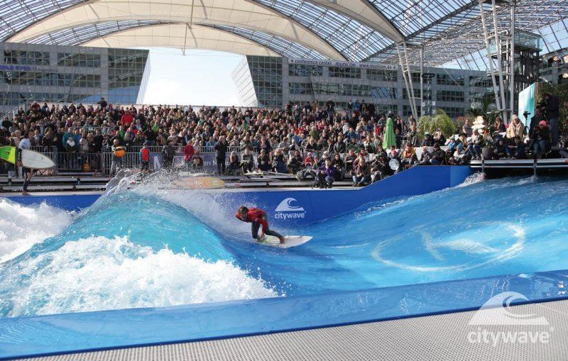 Noah Beschen Citywave | Surf Park Central