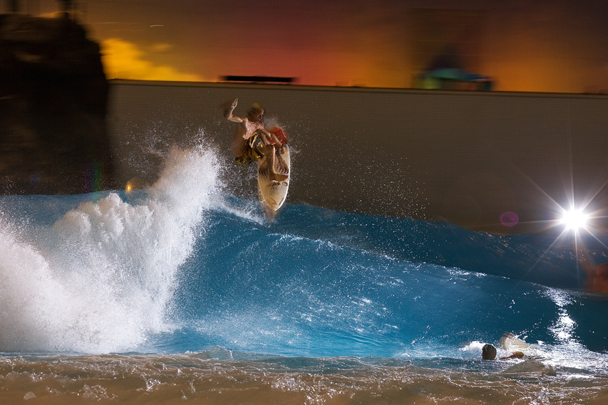 Owen Wright Frontside Air Ocean Dome Wave Pool | Surf Park Central