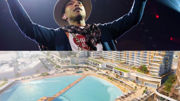 Pharrell Williams Surf Park Virginia Beach