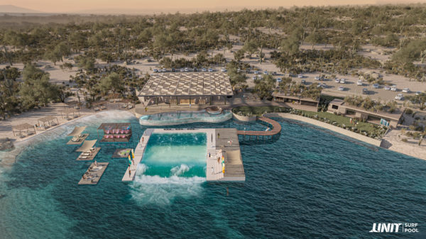 UNIT Surf Pool Development in Cabo