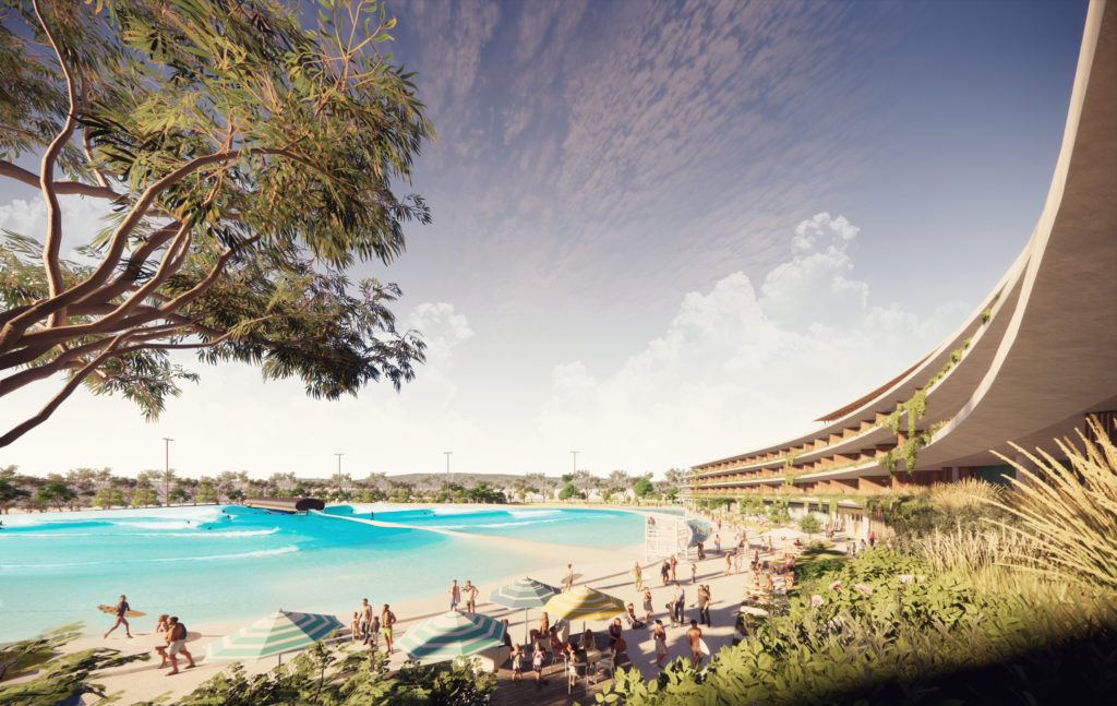 New Western Australia Surf Park from Aventuur